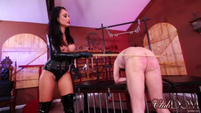 Crystal caning