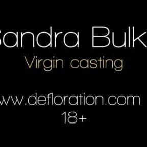 Casting Sandra Bulka - Virgin Casting (2019)