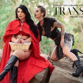 Transmania Chanel Santini, Kleio Valentien - Chanel & The Wolf (2019)